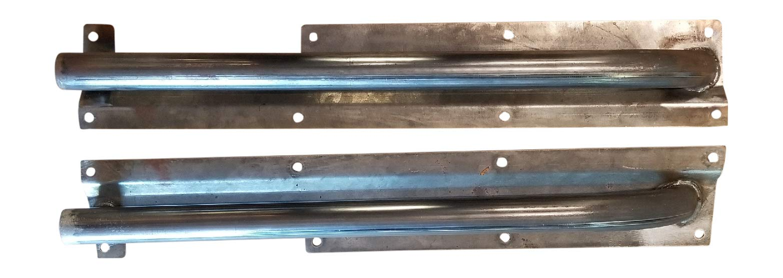 Affordable Offroad Pair of 1984-2001 Jeep Cherokee XJ Rear Door RUB Rails