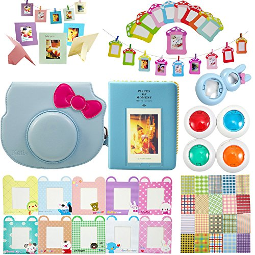 d9b0a7035 good Katia Hello Kitty Instant Camera Accessories Bundles Set for Fujifilm  Instax Hello Kitty Instant Film