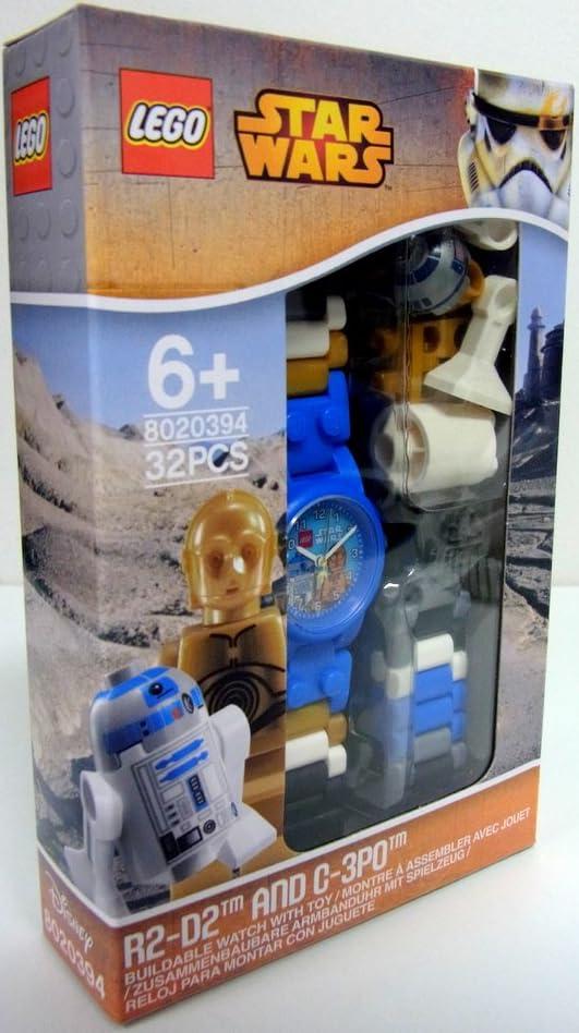 LEGO腕時計 StarWars R2D2