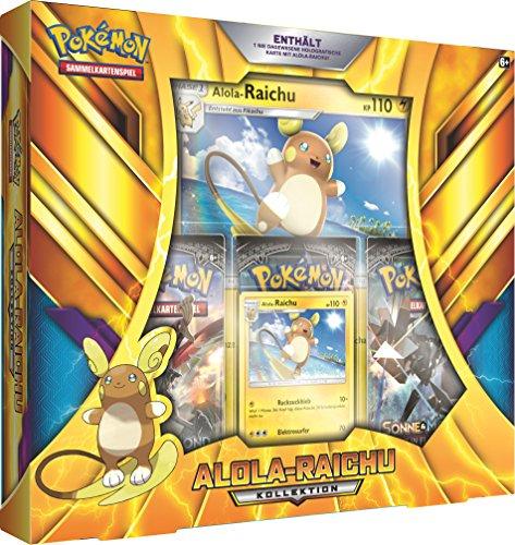 Pokemon Company International 25961PKM Alola Raichu Collection de