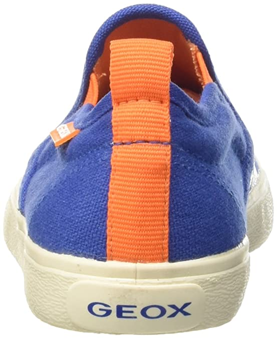 de5abce8644 Geox Jr Kiwi D, Boys' Low-Top Sneakers: Amazon.co.uk: Shoes & Bags