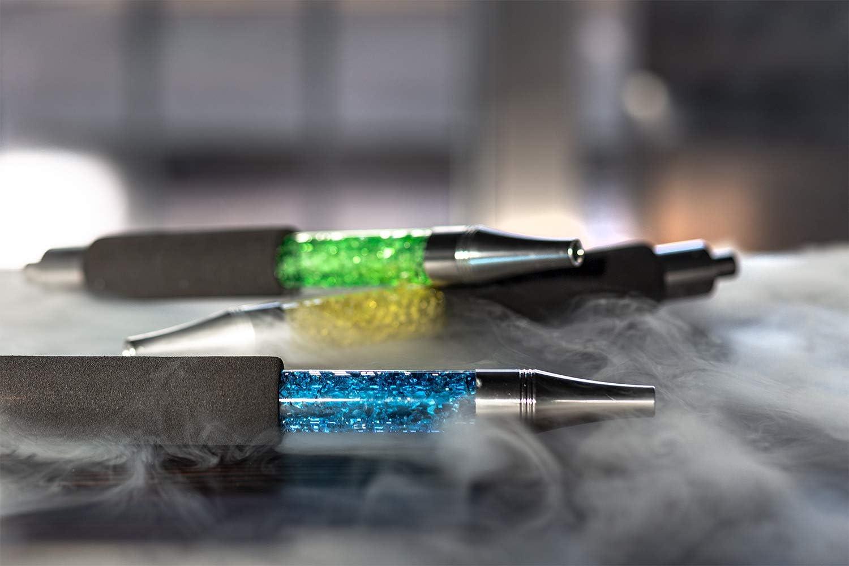 Mundst/ück und K/ühlpad in einem FlyCol Ice Mundst/ück Orange Ice Bazooka 2.0 Hochwertiges Mundst/ück zum k/ühlen