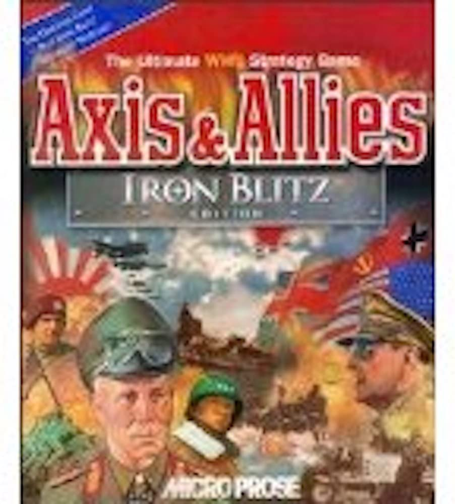 Axis and allies iron blitz free download