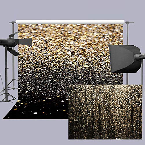 5x7ft Glitter Starlight Backdrops for Photography Background Props Cloth for Wedding Holiday Birthday Party