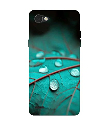 huge discount c74c7 561a6 Go Hooked Designer LG Q6 Plus Back Cover | LG Q6 Plus Printed Back Cover