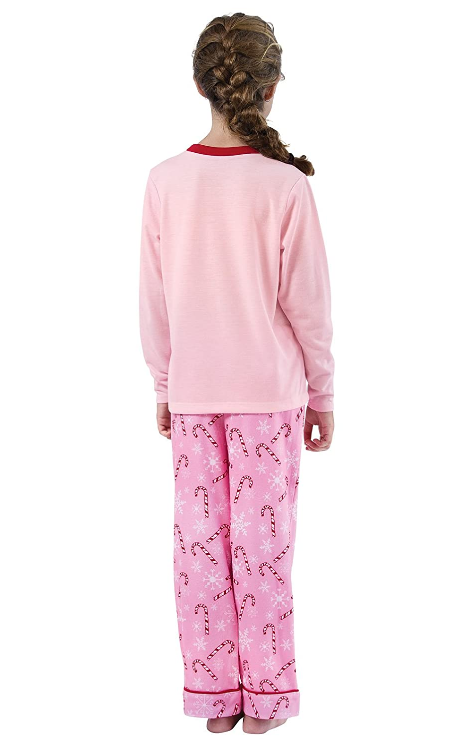 b3506a5176 Amazon.com  PajamaGram Big Girls  PJs Set - Pajama Sets for Girls ...