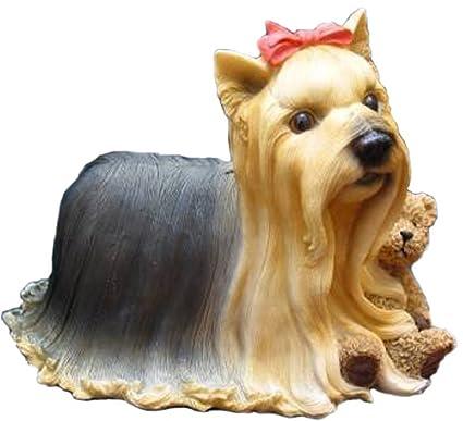 De retirada regalo Link Yorkshire Terrier (diseño de perro Yorkshire) de perro Hucha con