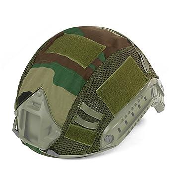 Decho-C - Cubierta de combate militar táctico para casco ...
