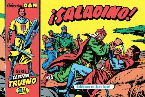 Descargar Libro El Capitán Trueno #9. ¡saladino! Víctor Mora