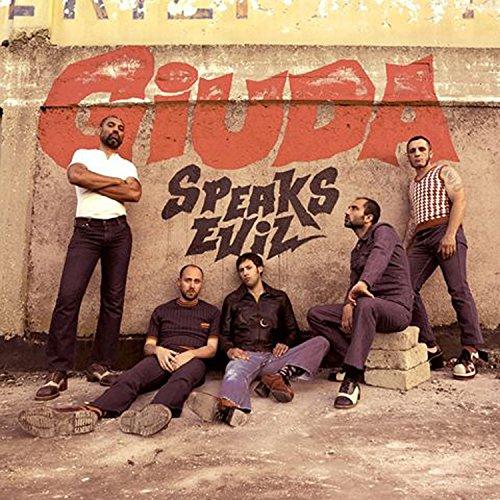Giuda: Speaks Evil (Audio CD)