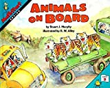 img - for Animals on Board (MathStart 2) book / textbook / text book