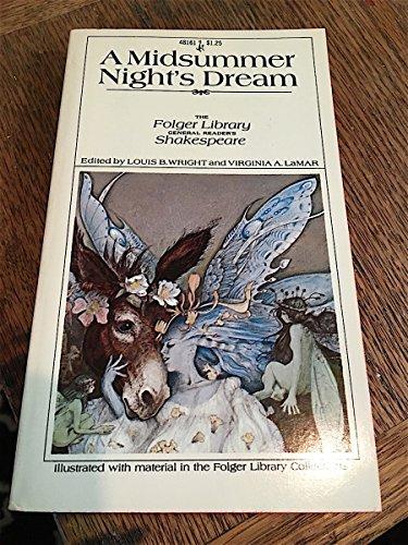 A Midsummer Night's Dream (Folger Library)