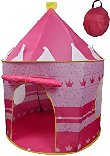 Pink Pop up Portable Foldable Play Tent Castle Playhouse Kids Girls Children Outdoor/Indoor Games  sc 1 st  Amazon UK & KidKraft Outdoor Sandbox with Canopy - Navy u0026 White: Amazon.co.uk ...