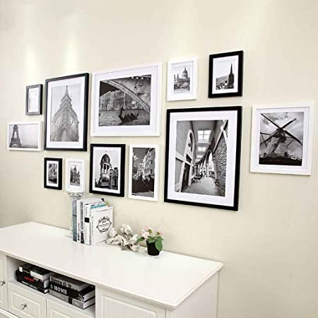 YMXLQQ Living room photo wall decoration simple modern creative ...