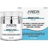Bright Eyes - Eye Cream for Dark Circles, Puffiness, Wrinkles, Skin Firming & Lift Skin Under Eyes-75% ORGANIC…