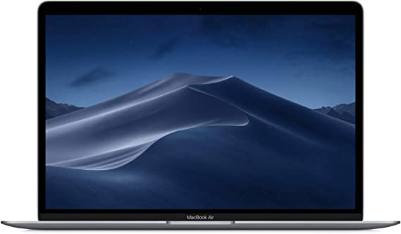 New Apple MacBook Air (13-inch, 8GB RAM, 256GB Storage) - Space Gray