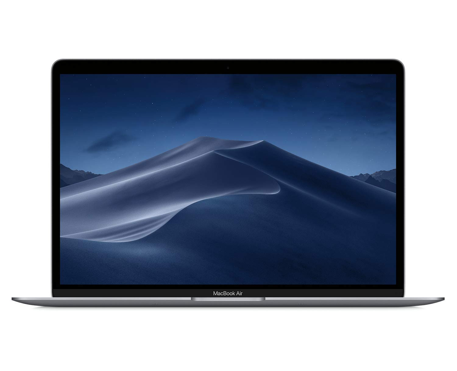 Apple MacBook Air (13-inch Retina display, 1.6GHz dual-core Intel Core i5, 256GB) - Space Gray (Latest Model) by Apple (Image #4)