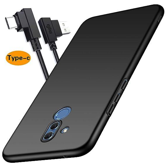 Amazon.com: Mylb-us - Funda para Huawei Mate 20 lite y cable ...