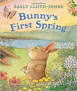 Image result for bunny's first spring