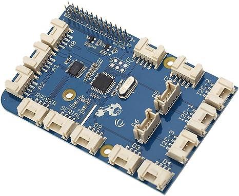 Starter Kit for Raspberry Pi 3 CE Certified Seeedstudio-GrovePi