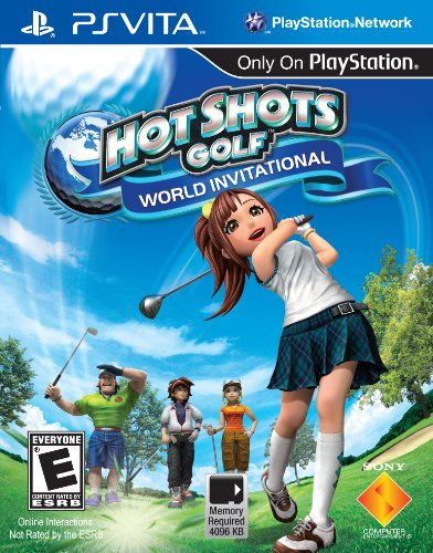 Hot Shots Golf: World Invitational by Sony