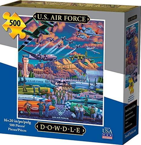 Dowdle Jigsaw Puzzle - U.S. Air Force - 500 Piece