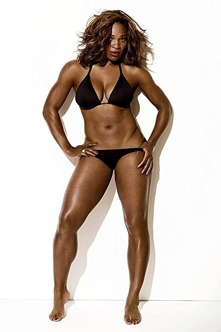 Naked pictures of serena williams foto 158