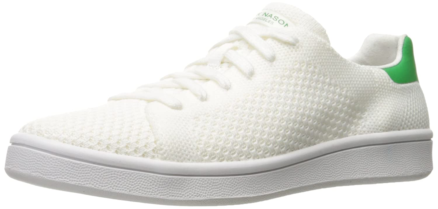 Mark Nason Los Angeles Women's Bradbury Fashion Sneaker B06XGQZSN1 5.5 B(M) US|White/Green
