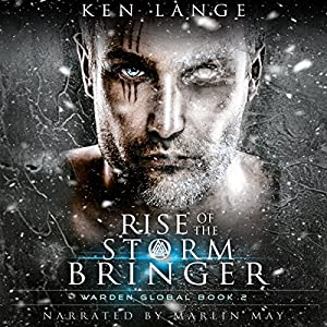 Rise of the Storm Bringer Audiobook