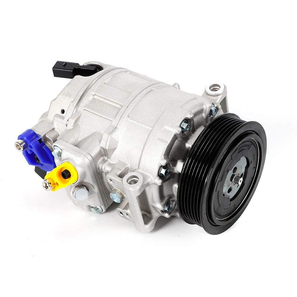 YUNRUX Compresor de Aire Acondicionado, compresor de Motor de ...
