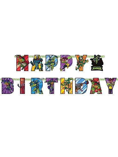 Irpot Kit N 69 - Juego de Tortugas Ninja para cumpleaños con ...