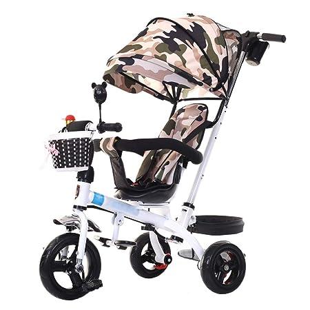 QDY-Strollers Cochecito de bebé único para 1 - 6 años de Edad ...