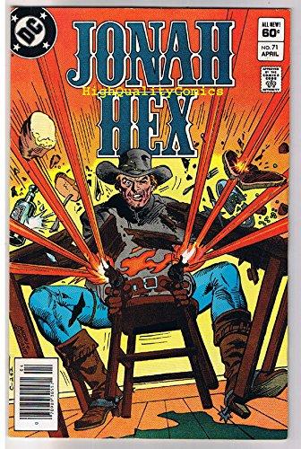 JONAH HEX #71, FN, Masquerade, Dick Ayers, 1977, more JH in store