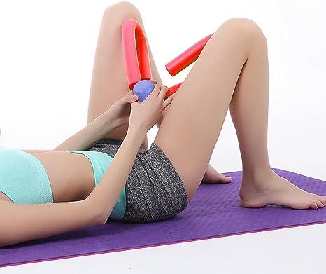 para Ejercicios de Fitness Entrenamiento Muscular Ndier para Exteriores T/óner Multifuncional para Ejercicios de Muslo y piernas