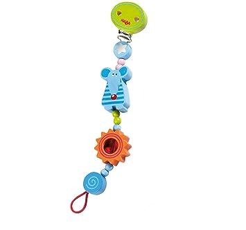 Amazon.com: Chupete cadena Lollipop de haba: Baby