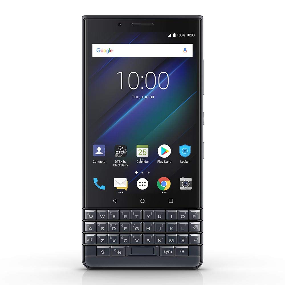 BlackBerry KEY2 LE GSM Unlocked Android Smartphone, 64GB, 13MP Rear Dual Camera, Android 8.1 Oreo