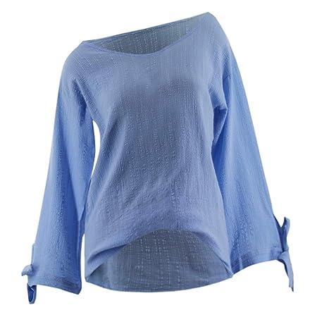 Deman outfit-Artistic9 - Camiseta de Manga Larga y de Cuello ...