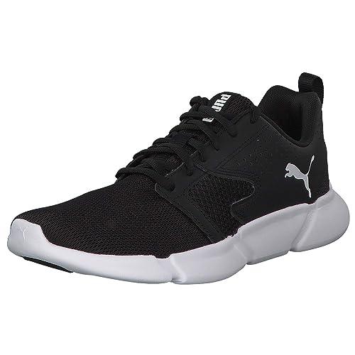 PUMA Herren Low Sneaker Schwarz Schuhe