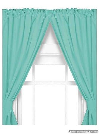 Jade Vinyl Water Repellent Window Curtain By Carnation. Amazon com  Jade Vinyl Water Repellent Window Curtain By Carnation