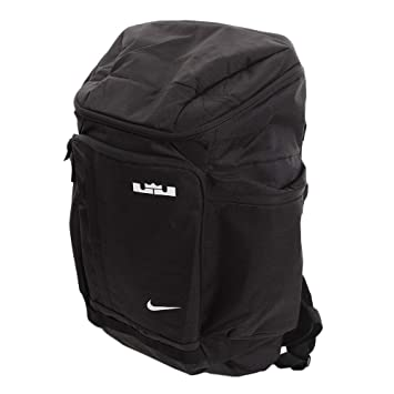 Nike Lebron James - Mochila, Color Blanco y Negro: Amazon.es: Deportes y aire libre