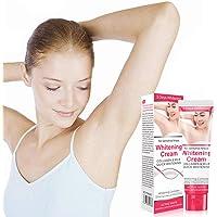 Underarm Whitening Cream, Lightening Cream Whitening Cream voor nek, elleboog, binnenkant van de dij, herstelt en…