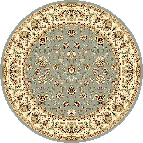 round center rugs for living room - 2