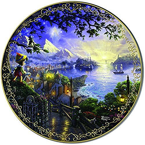 Thomas Kinkade Collector Plate - 3