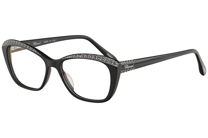 9e69805f2bd Eyeglasses Chopard VCH 229 S Black 0700  Amazon.co.uk  Clothing