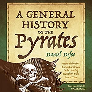 A General History of the Pyrates Audiobook