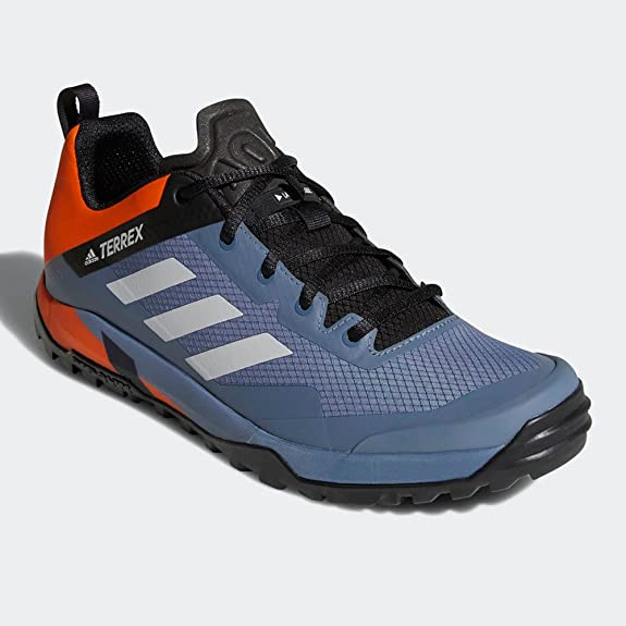 adidas Terrex Cross SL, Chaussures de Trail Homme, Noir (Cblack/Carbon/Blubea Cblack/Carbon/Blubea), 36 2/3 EU
