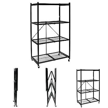 Amazon Origami Storage Solutions R1407w Four Shelf Steel
