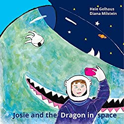 Josie and the Dragon in Space