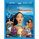 Pocahontas Two-Movie Special Edition (Pocahontas / Pocahontas II: Journey To A New World) (Three-Disc Blu-ray/DVD Combo in Blu-ray Packaging)