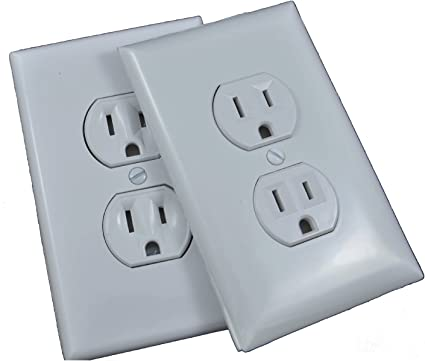 Power outlets 3 pack electrical outlet prank your friends
